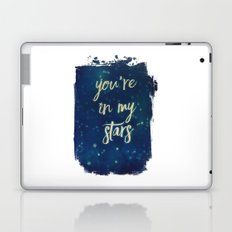 you're in my stars Laptop & iPad Skin
