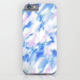 Love Spell Cerulean Lavender iPhone Case