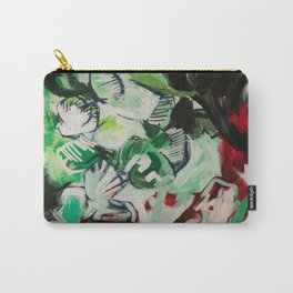 Looking like a Snack (Abstract Painting) Carry-All Pouch