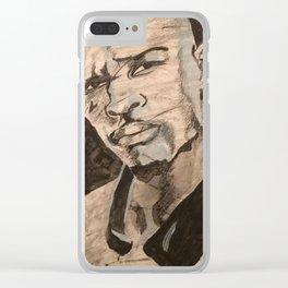 TI Clear iPhone Case
