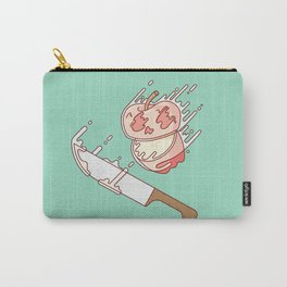 A Poisoned Slice Carry-All Pouch