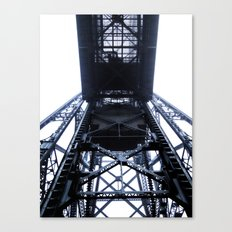 Foggy Lift #4 Canvas Print