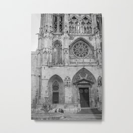 Cathedral III Metal Print
