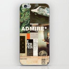 Admire iPhone Skin