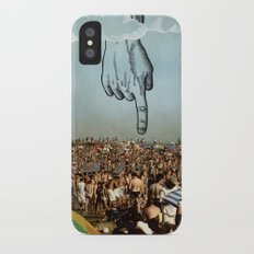 hand Slim Case iPhone X