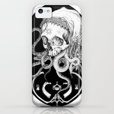 Witch Skull iPhone 5c Slim Case