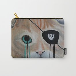Kit Furry Carry-All Pouch