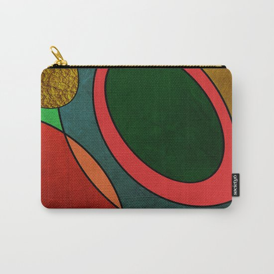 Abstract #325 Carry-All Pouch