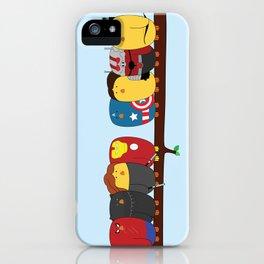 Civil War iPhone Case