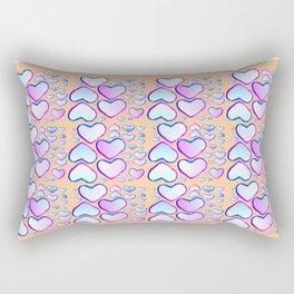 Coeur douceur Rectangular Pillow