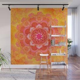 Sun Bliss Wall Mural
