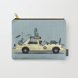 1-800-TAXI-DERMY Carry-All Pouch
