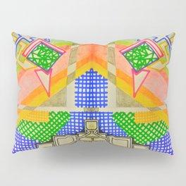 Abstract 2 Pillow Sham