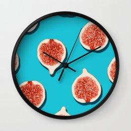 Fig Lover #society6 #decor #buyart Wall Clock