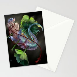 Parrot fish Sashimi Stationery Cards