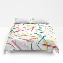 HAPPY HOUR Comforters