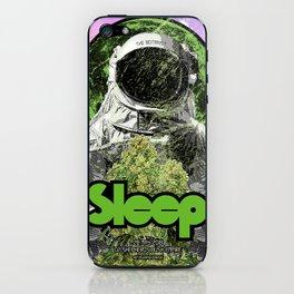 Sleep : The Botanist iPhone Skin