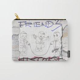 Enjoy Friends Carry-All Pouch