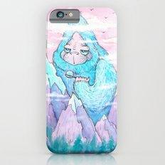 mountain ice cream iPhone 6s Slim Case