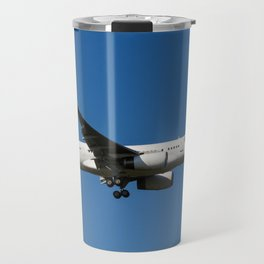 Air Astana Boeing 757 Travel Mug