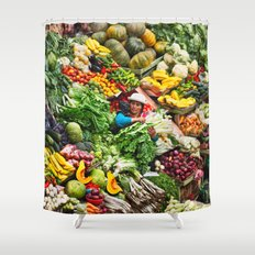 Ecuador Shower Curtain