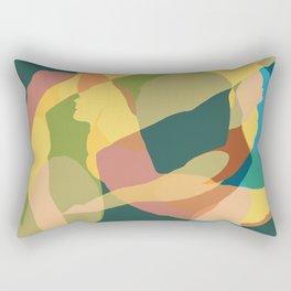 Diver v3 Rectangular Pillow