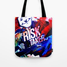 Risk Taker Tote Bag