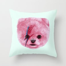 Boowie Throw Pillow