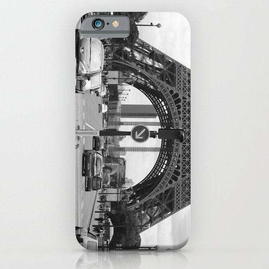 Paris transport iPhone & iPod Case