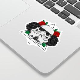 Move Along Sticker