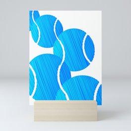 Sea Scribz Mini Art Print