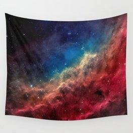 California Nebula Wall Tapestry