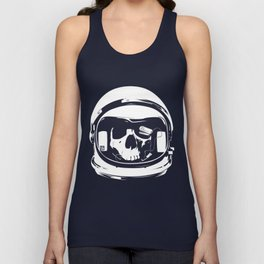 Ground control, there's something wrong Unisex Tank Top