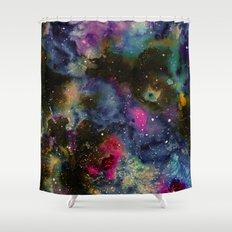 Intergalactic Planetary Shower Curtain