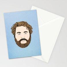 Zach Galifianakis Stationery Cards