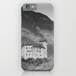 Castle Gutenberg iPhone Case