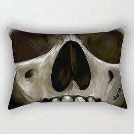 Skull 13 Rectangular Pillow