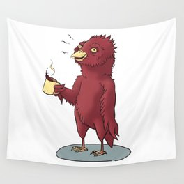 Early Bird Wall Tapestry
