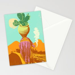 DESERT SHAMAN Stationery Cards