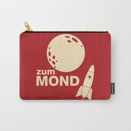 Zum Mond Carry-All Pouch