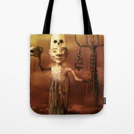 Pesonal Pandemonium Tote Bag
