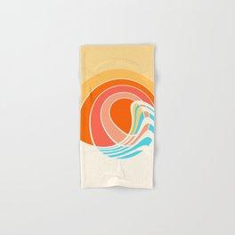 Sun Surf Hand & Bath Towel