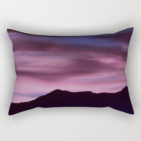 SW Rose Quartz Sunrise Rectangular Pillow