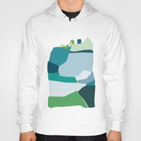 under the sea Hoodies featuring under the sea by frameless