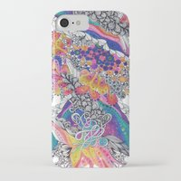 psych iPhone & iPod Cases featuring Psych by Sushibird