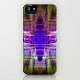 Electric Goddess iPhone Case
