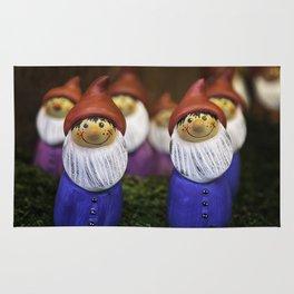 Christmas Gnomes Rug