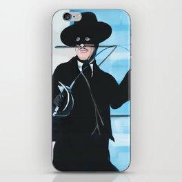 Zorro iPhone Skin