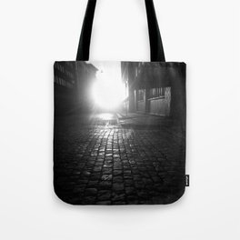 Late night, early morning Tote Bag