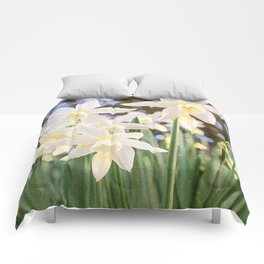 Kiss of Spring Comforters